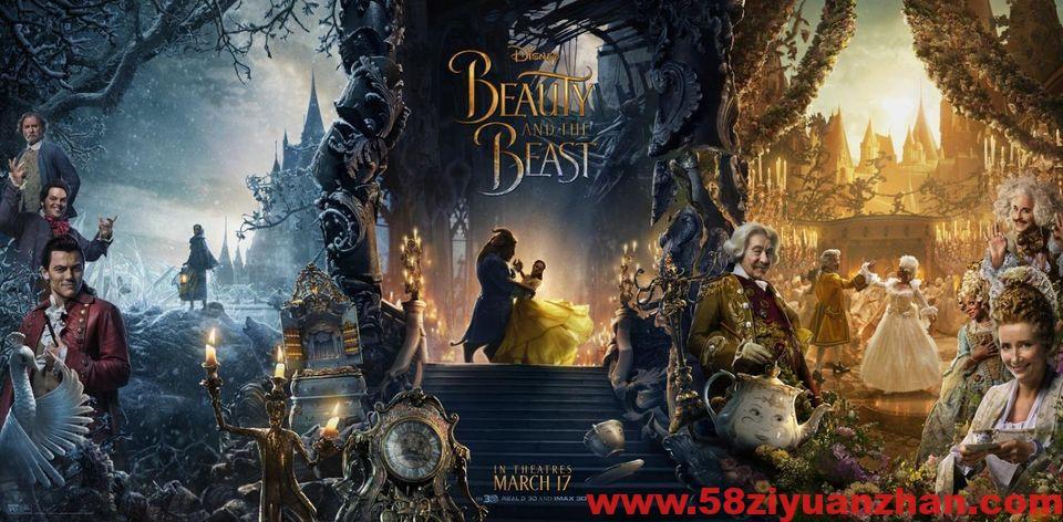 美女与野兽 Beauty and the Beast (2017) 1080p BluRay