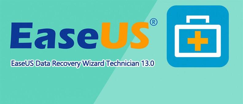 EaseUS Data Recovery Wizard Technician 13.0