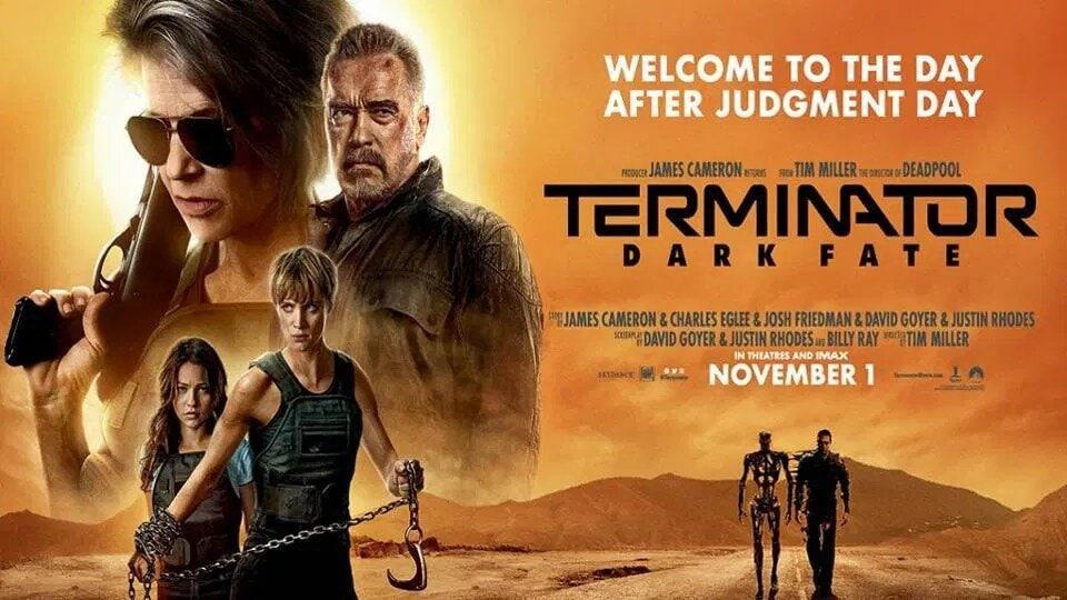 Terminator:Dark Fate 2019