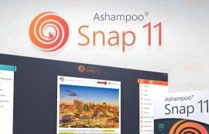 Ashampoo Snap v11.1