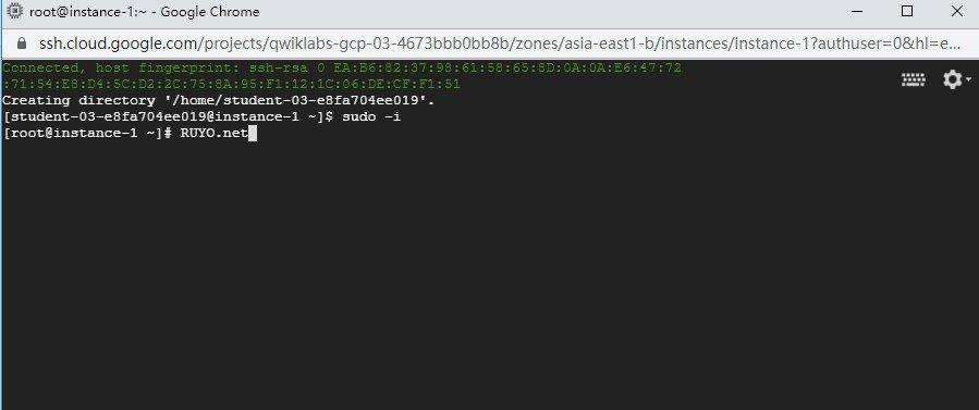 Qwiklabs学习平台,无限免费体验GCP服务器(每次40分钟)