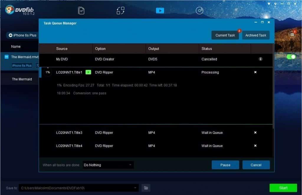 DVDFab v11.0.9.0 + DVDFab Passkey v9.3.8.8