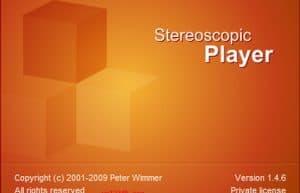 3D视频播放器 Stereoscopic Player v2.5.1