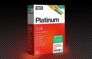 Nero Platinum 2021 v23.5.1000 + Nero Burning ROM 2020 v22.0.01008